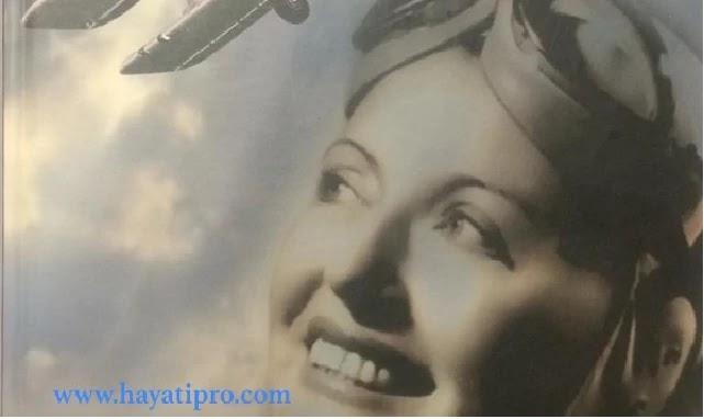 صورة ماذا تعرف عن لطفية النادى : لطفية النادى أول طيارة مصرية
