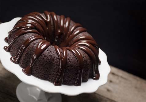 طريقة عمل الكيكة بالشيكولاته الدايت