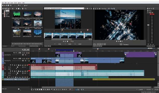 افضل برنامج مونتاج MAGIX Vegas Pro 18.0.0.373 مفعل مدي الحياة 3 1