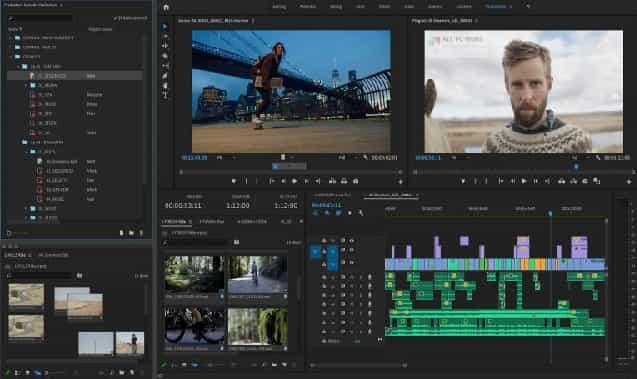 تحميل ادوبى بريمير احدث اصدار Adobe Premiere Pro 2021 v15.2.0.35 x64 كامل بالتفعيل